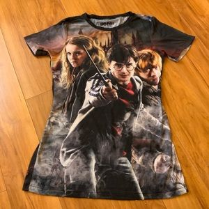 Harry Potter Graphic T Shirt